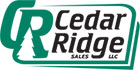 Cedar Ridge Sales Logo
